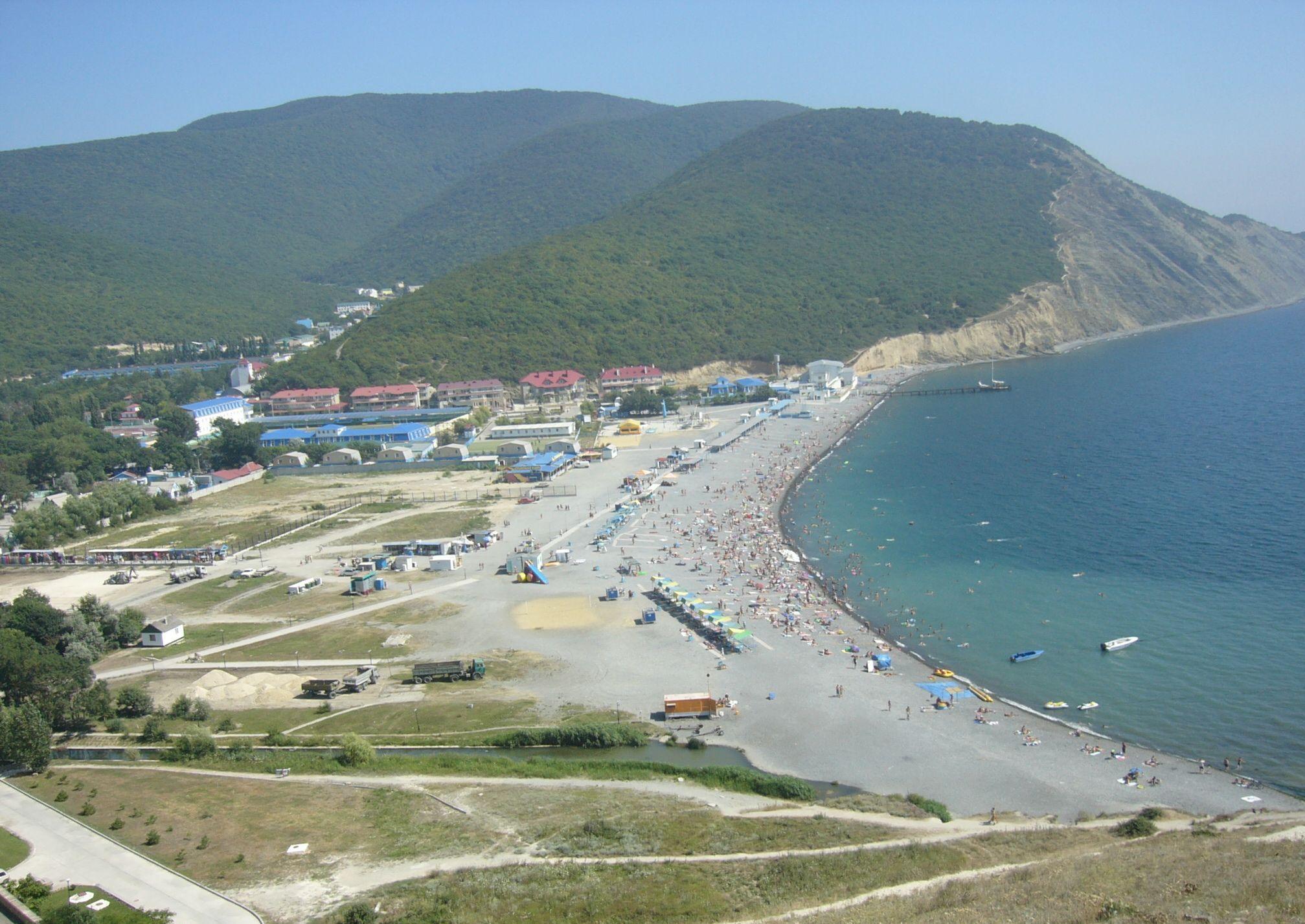 Пляжи в сукко фото и отзывы